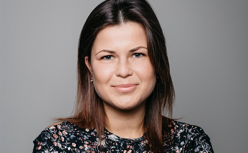 Meet the VIAINVEST team: Jūlija Sorokina, HR Specialist