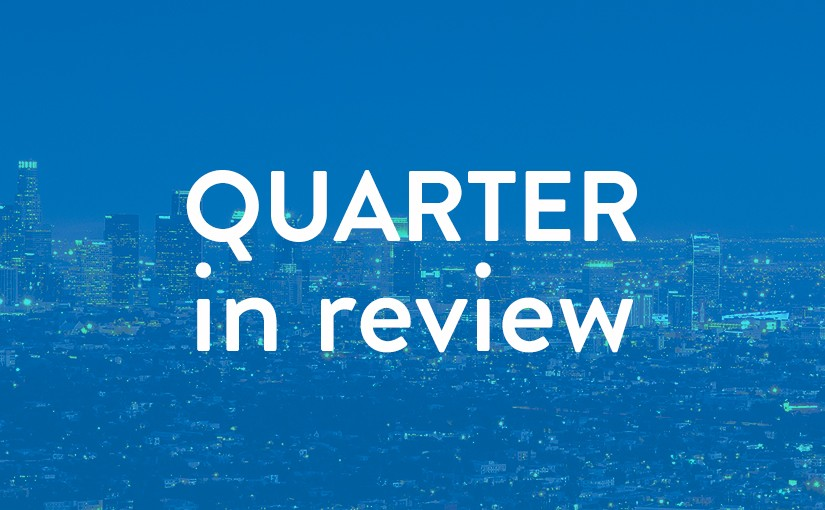 VIAINVEST: Quarter in Review