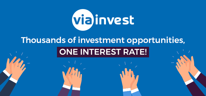 VIAINVEST Sets One Interest Rate for All Loan Originators