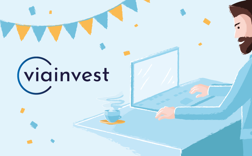 VIAINVEST Unveils a Fresh New Look