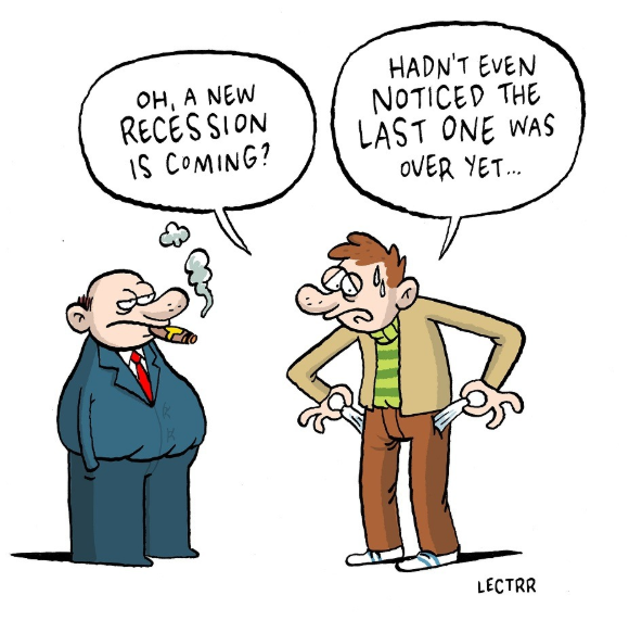 8 Ways to Handle an Economic Recession